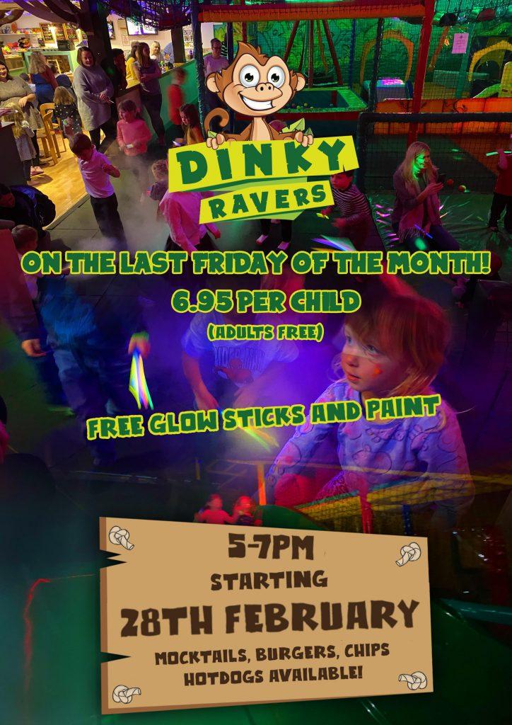 Dinky Ravers