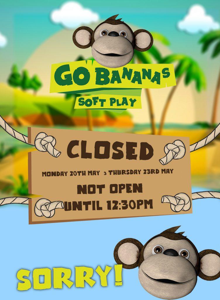 go b closed